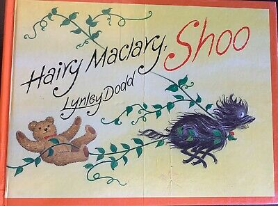 Hairy Maclary Shoo by Lynley Dodd - Hardcover, Brand New