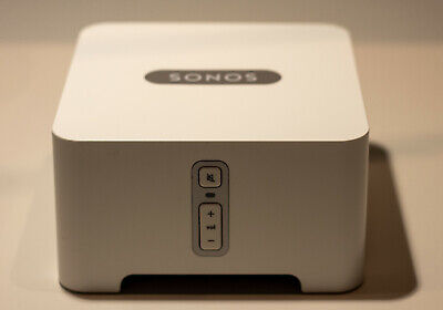 Sonos CONNECT Wireless Streaming Music Stereo Component Model:CTNZPUS1- White