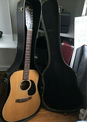 Picador 12 String Acoustic Guitar with Case