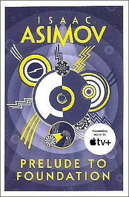 Prelude to Foundation (Foundation 1), Isaac Asimov, Excellent Book