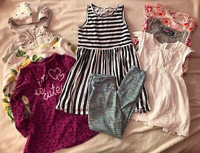 Lovely Girls Bundle Ages 5-6 & 6-7 Years Including NEXT/M&S/GAP
