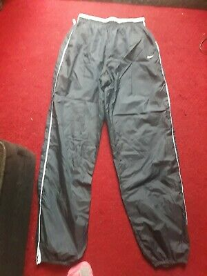 Mens nike tracksuit bottoms size small