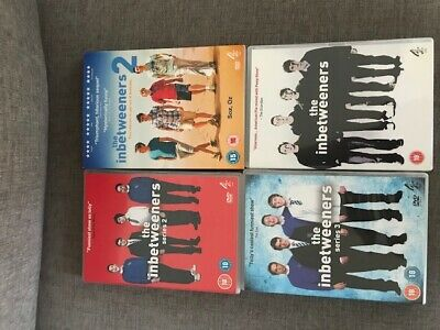 The Inbetweeners DVDs - Complete Series One, Two and Three and The Inbetweeners