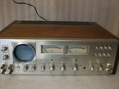 Pioneer stereo display SD-1100 Scope..Vintage rare must have