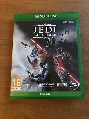 Star Wars Jedi Fallen Order - Xbox One Game- Excellent Condition/Complete