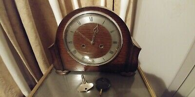 Smiths Enfield mantel clock Art Deco Style