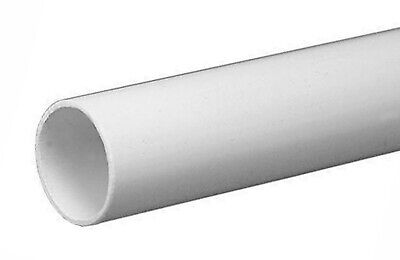 PVC Conduit 20mm OD x 3m long  - Choose pack size  CON020RIG/x