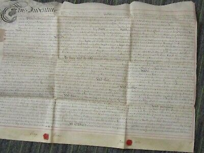 1767 Antique Legal Document Indenture Conveyance Sussex 760x560 fc13