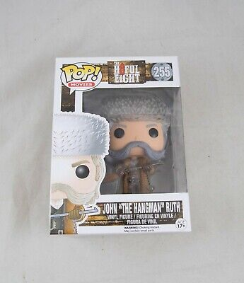 *Real Photos* Funko Pop! Movies Hateful H8ful Eight John Ruth The Hangman 255