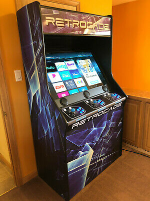 arcade game full size stand up mame multi game arcade cabinet