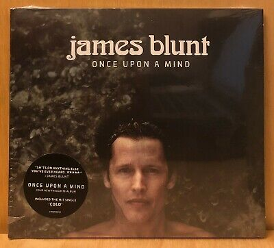 James Blunt Once Upon A Mind Cd Latest 2019 Album Uk Version New And Sealed