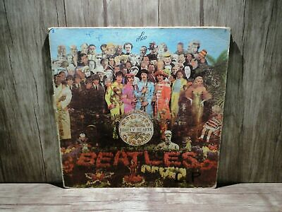 The Beatles - Sgt. Pepper's Lonely Hearts Club Band - 1970 Odeon – SOLP-7058 LP