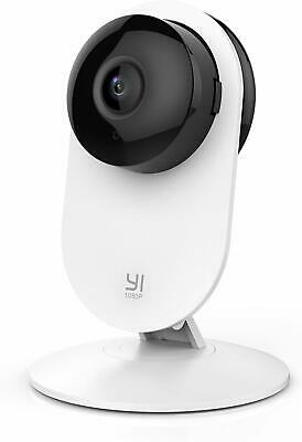 YI 1080p Home Camera, Indoor IP Security Surveillance System with Night Vision f
