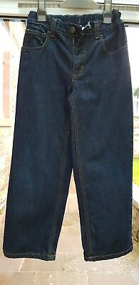 Boys Blue Jeans Aged 7-8Yrs By Cherokee