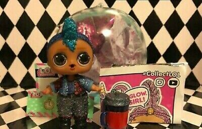 LOL Surprise! SPARKLE SERIES Punk Boi Doll, MGA Free Shipping NEW SALE !