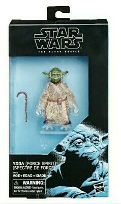 "2019 Star Wars Black Series YODA FORCE SPIRIT 6"" Action Figure baby NEW SEALED"