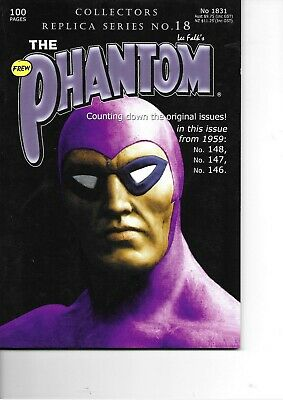 THE PHANTOM COLLECTORS REPLICA SERIES NO 18: Issue 1831 - NEW NOT READ