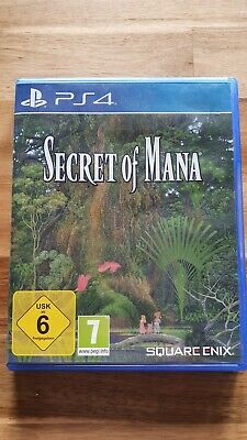 Secret of Mana - Sony PlayStation 4 - PS4 - Top Zustand
