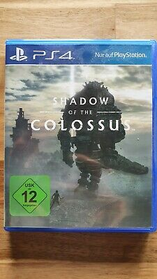 Shadow Of The Colossus (Sony PlayStation 4, 2018) - PS4 - Top Zustand