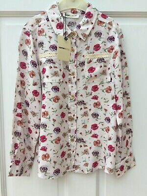 Beautiful Girls Blouse Age 6-7 Years BNWT