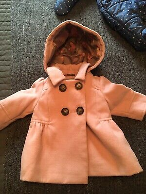Baby Girls Age 3-6 Months Next Beautiful Cost In Excellent Condition