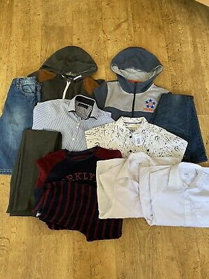 Boys clothes bundle age 10-11 years Next M & S