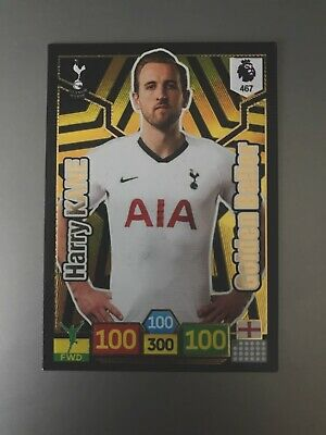 Panini Adrenalyn Xl Premier League 2019/20 Harry Kane Golden Baller Card 19/20
