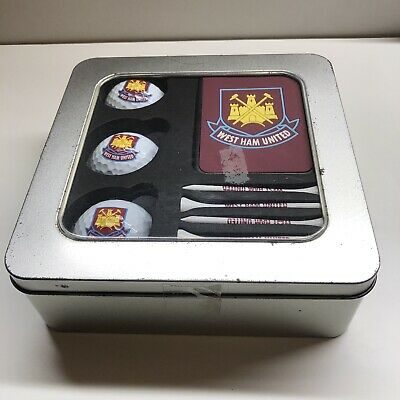 West Ham United FC Golf Tin - Now Sold Out In Stores