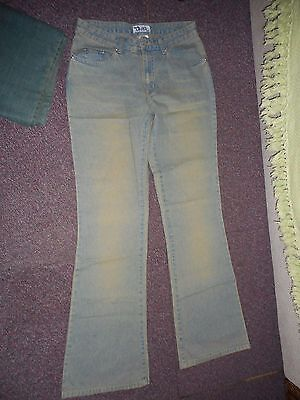 TEENS GIRLS  JEANS   NEW   Age 15 - 16    size 174  La Redoute