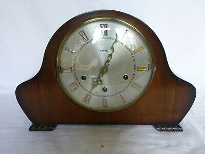 Smiths Whittington Westminster Quarter Chime Mantle Clock