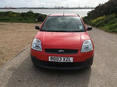 2003 Ford Fiesta Automatic 15k LOW MILEAGE