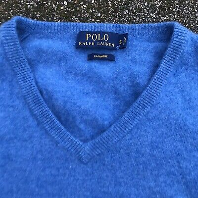 polo ralph lauren jumper small Cashmere Wool Drsigner Classic