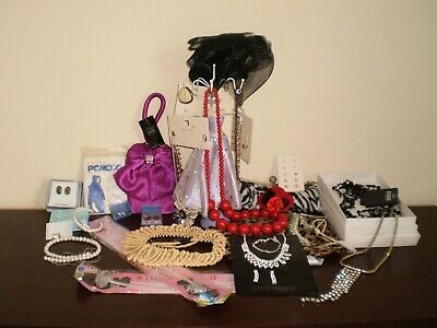 Wholesale a Job Lot of Vintage and Modern Jewellery 925 Silver,28 titles,47 pcs