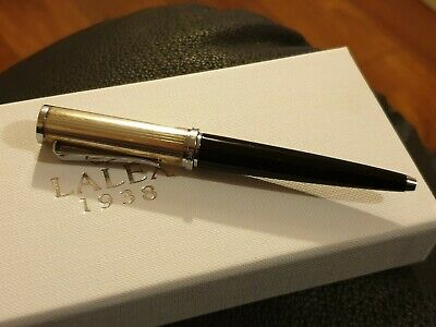 Lalex 1938 Ballpoint with Sterling Silver Cap - New