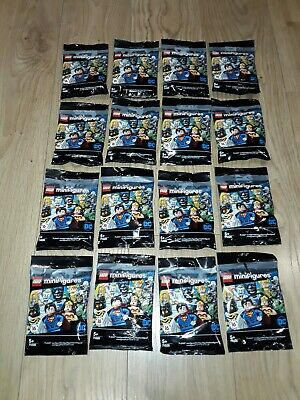 Lego Dc Super heroes Minifigures 71026 Complete Set Of 16 Figures Brand New