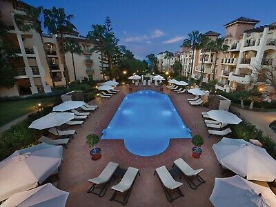 Marriott Marbella Beach Resort Holiday 7 Nights Summer Dates