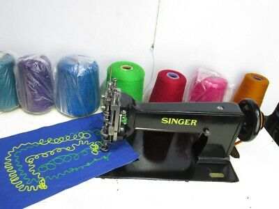 Singer 114w103 Chain stitch Embroidery