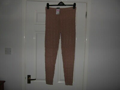 Primark new with tags a size XS 6-8 and Camel in colour Leggings