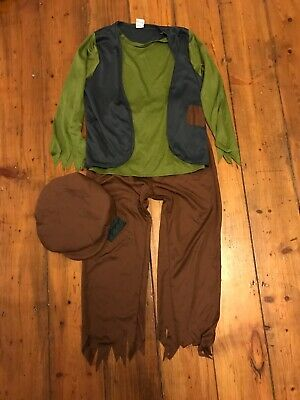 Boys Smiffy's Victorian Orphan Boy Costume Age 10-12 Years