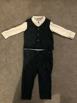 Baker by Ted Baker 3 piece boys suit, 12-18 Months