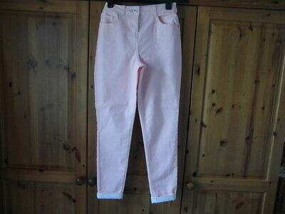 George new no tags a size 11/12 yrs height 146-152cm and Pink in colour  jeans