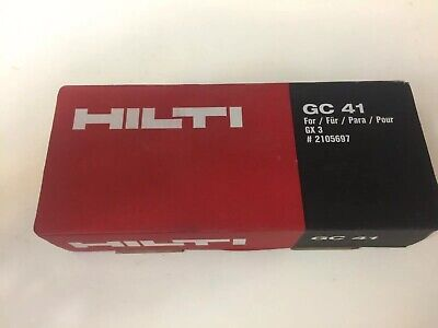 HILTI GC 41 Gas can GC 41 for GX 3 #2105697