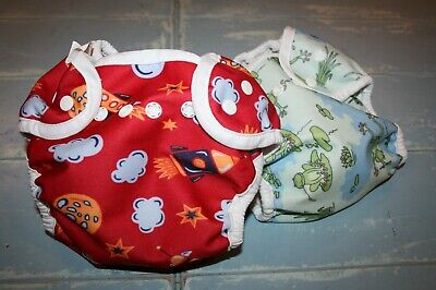 Diaper Cover  *Bummis Super Snap Size M*