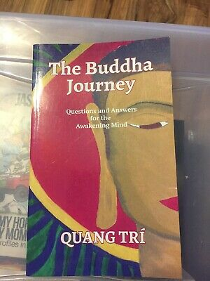 The Buddha Journey Questions & Answers For The Awakening Mind Paperback New