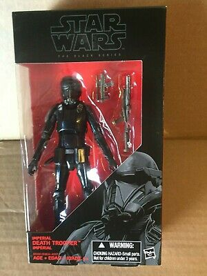 Star Wars The Black Series #25 Imperial Death Trooper