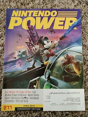 Nintendo Power Issue #277 (April 2012 - Subscriber Edition)