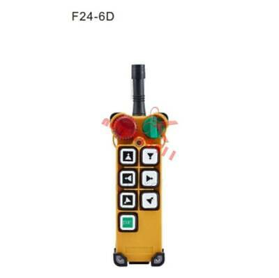1PC NEW Wireless remote transmitter for F24-6D hoisting crane