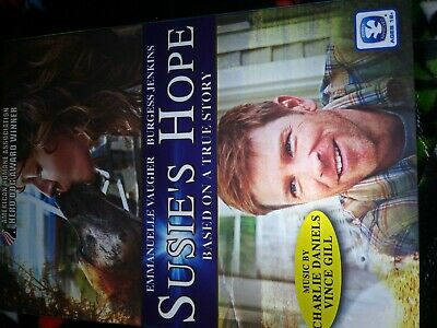 """Susie's Hope - Dvd """" Brand New """", Factory Sealed !!!"""