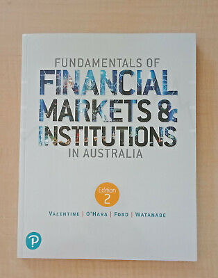 Fundamentals of Financial Markets & Institutions in Australia, 2nd Edition