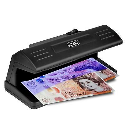 Counterfeit UV Fake Money Detector Bank Note Card Checker Authenticity Check